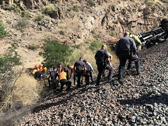 Salem man injured in Arizona train wreck   News