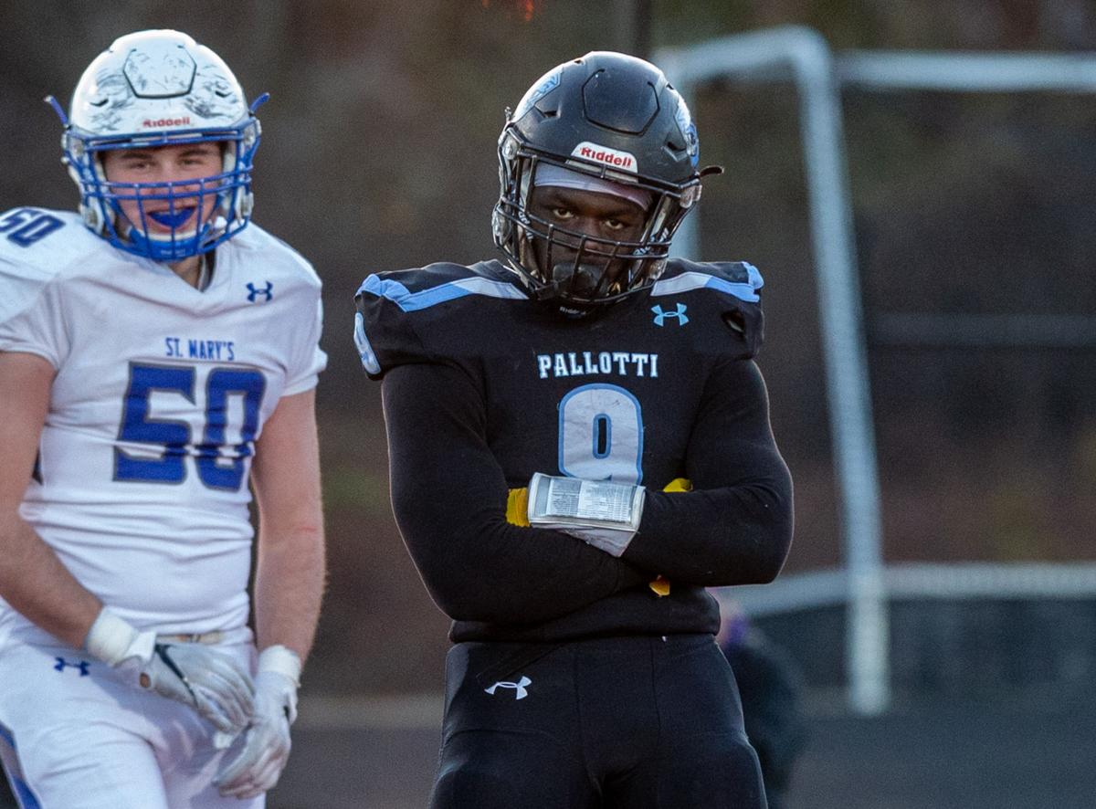 MIAA-B Football Championship: St. Vincent Pallotti vs St. Mary's