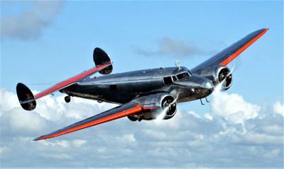 E. Lockheed Electra