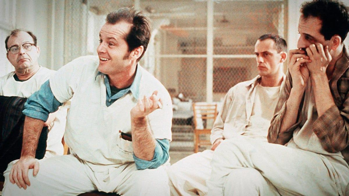 AFI Retrospective- ONE FLEW OVER THE CUCKOO'S NEST 6 copy