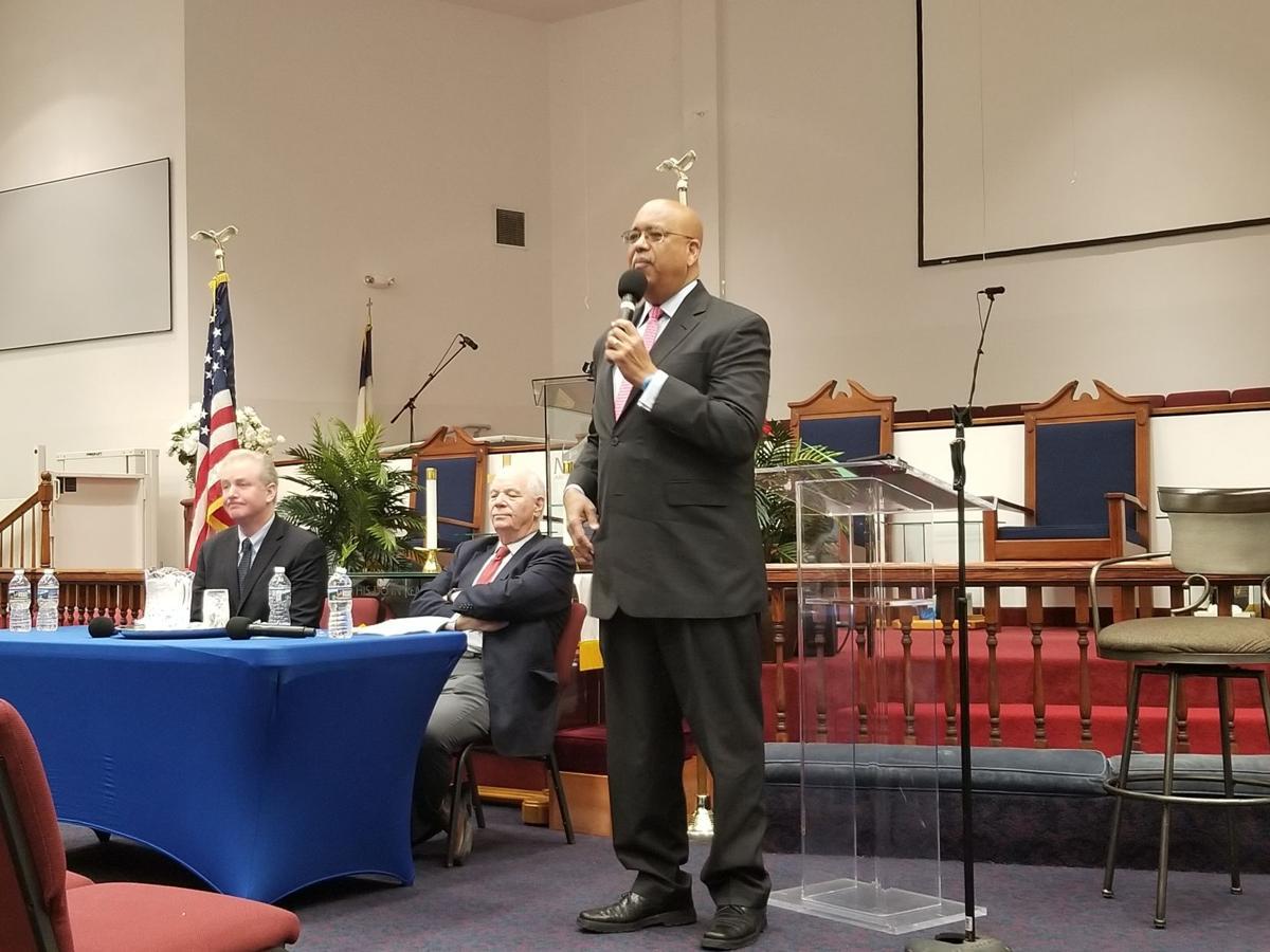 Pastor Jonathan Weaver