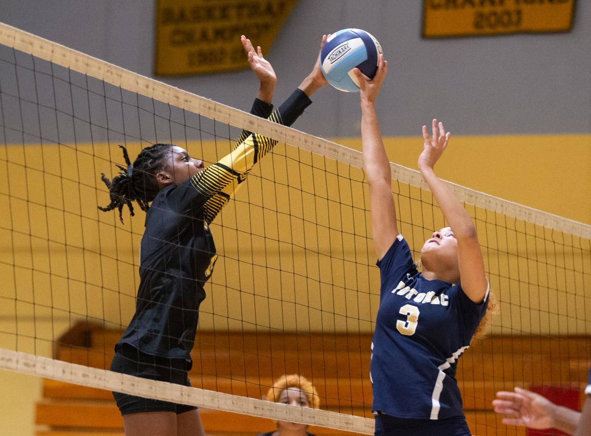 High School Volleyball: Gwynn Park vs Potomac