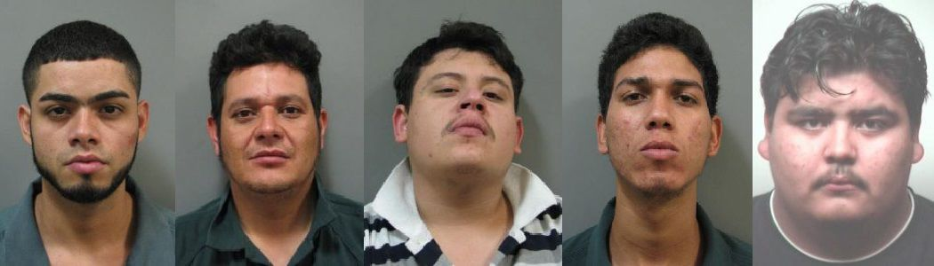 Mugshots of suspects arrested in Cash Depot robbery