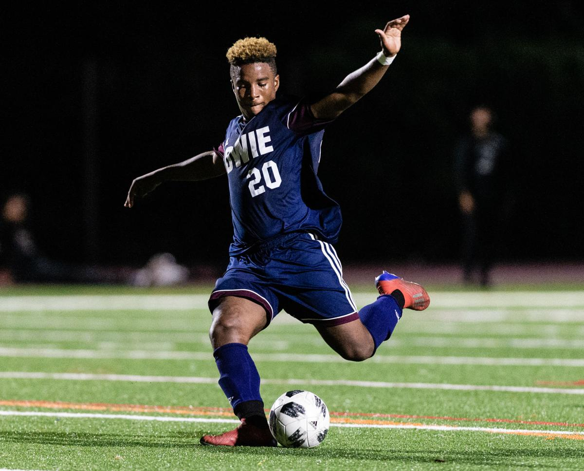 Prince George's County Soccer: Bowie vs Eleanor Roosevelt