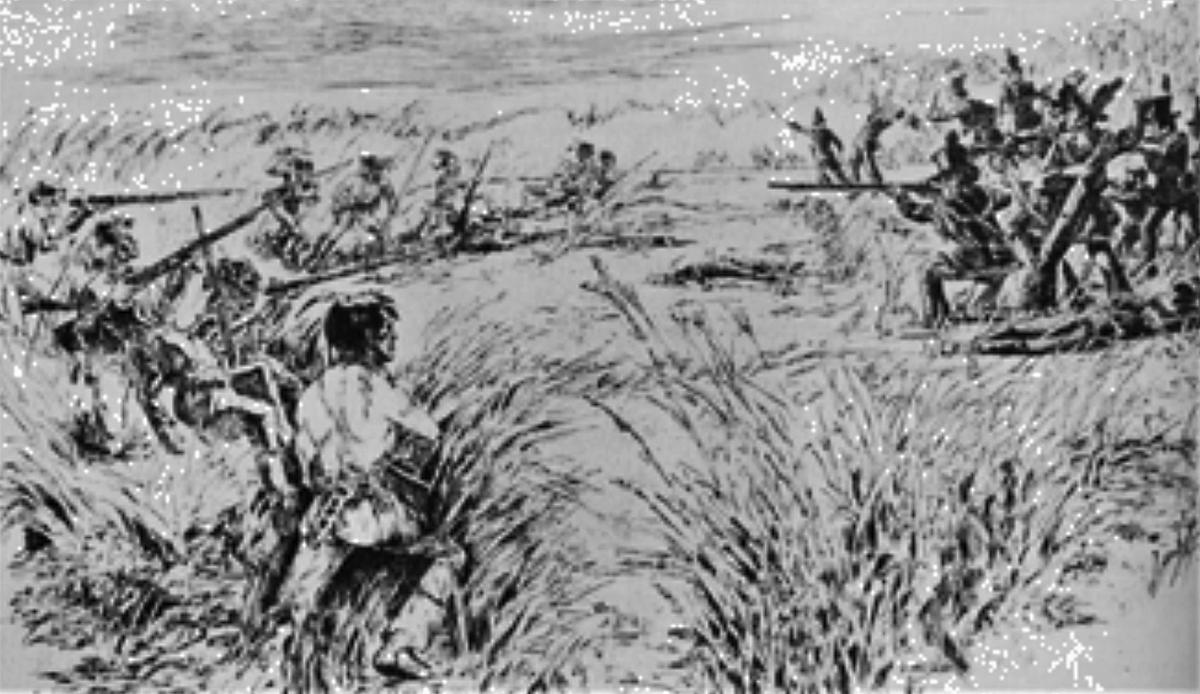 f. Battle of Burnt Corn Creek-gs