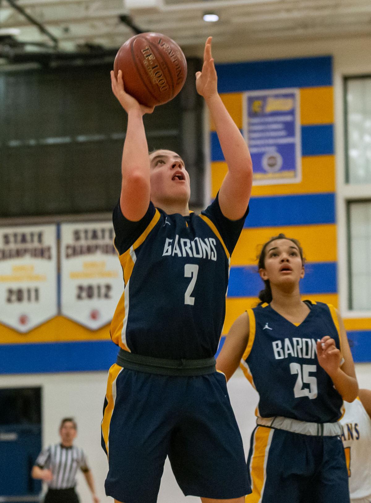 Montgomery County High School Basketball: Bethesda-Chevy Chase vs Gaithersburg