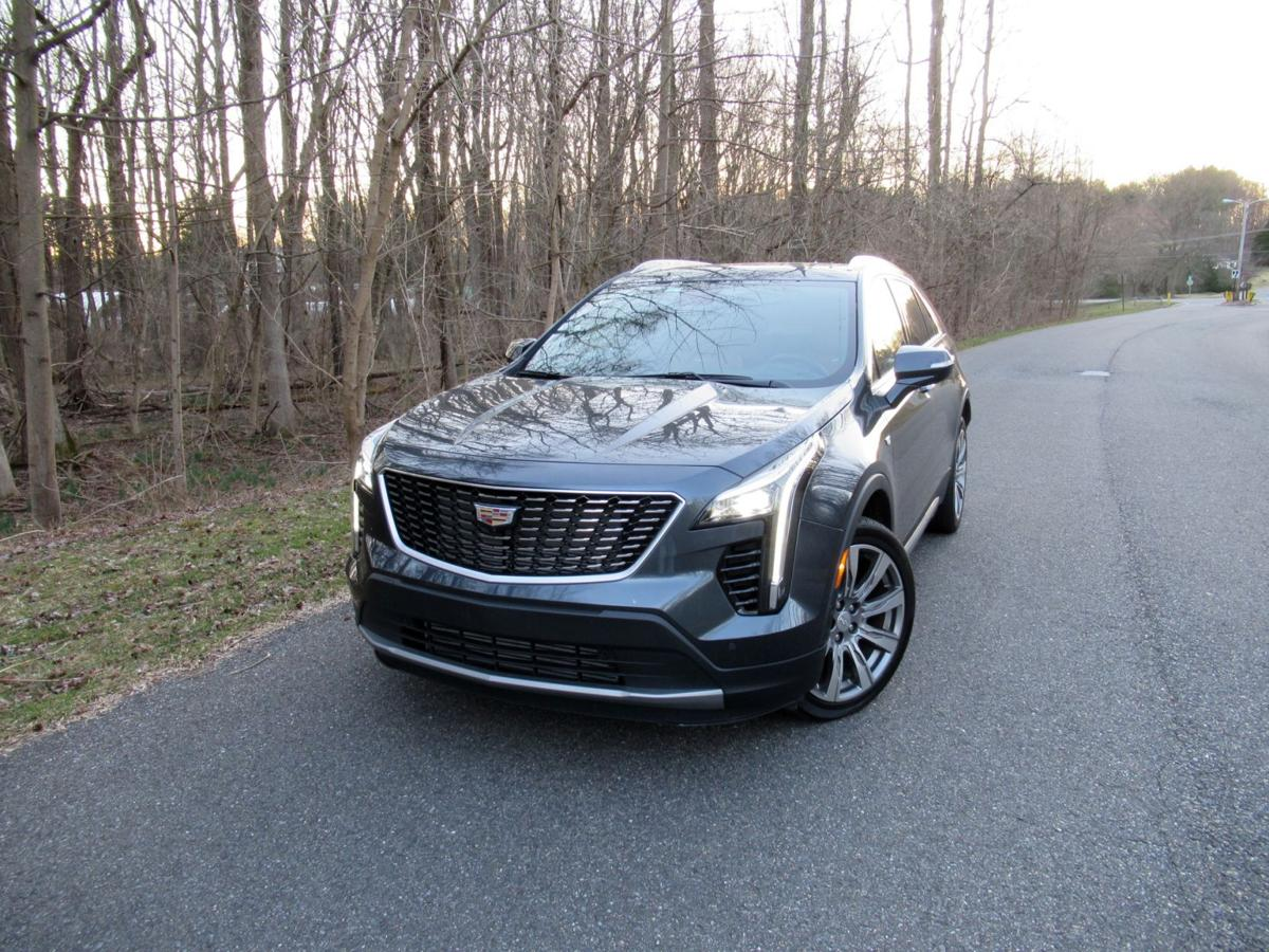 2019 Cadillac XT4 – uncropped