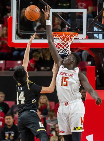 NCAA Basketball: Bryant vs Maryland