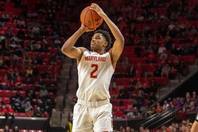 NCAA Basketball: Radford at Maryland