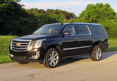 2019 Cadillac Escalade ESV (1)