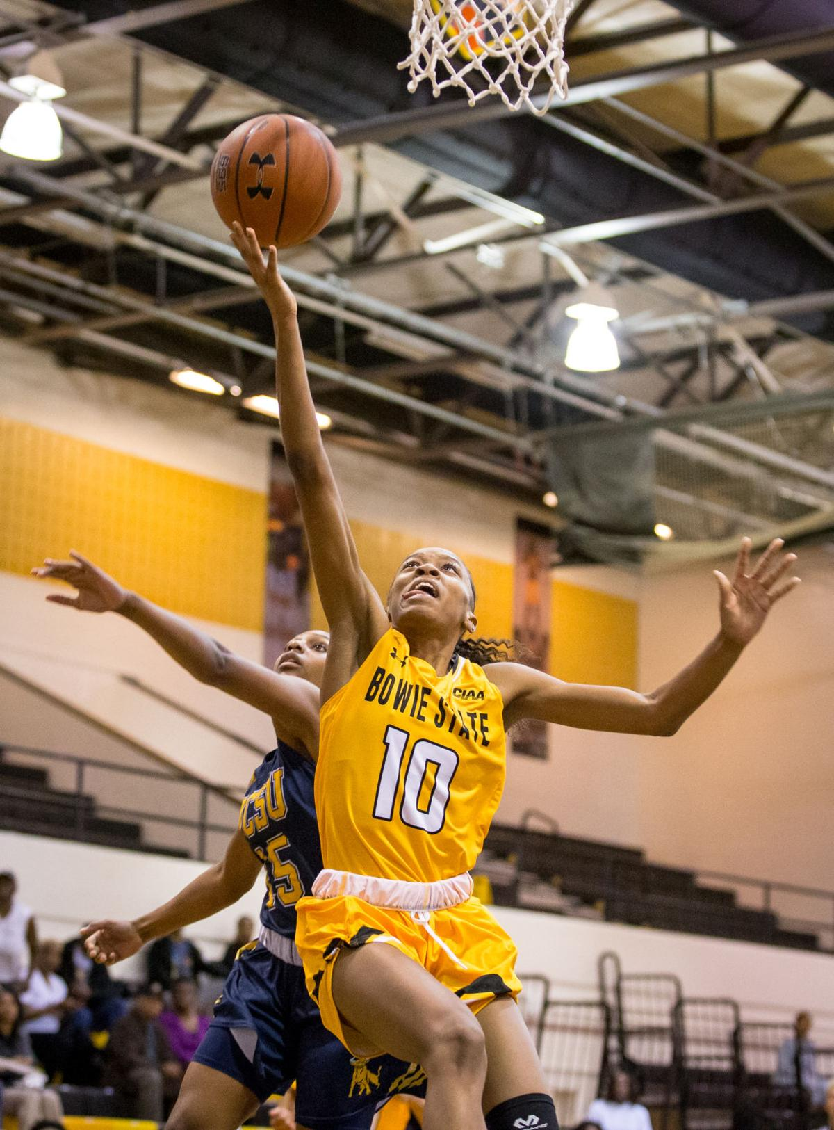 NCAA Women's Basketball 2019: Johnson C. Smith vs. Bowie State