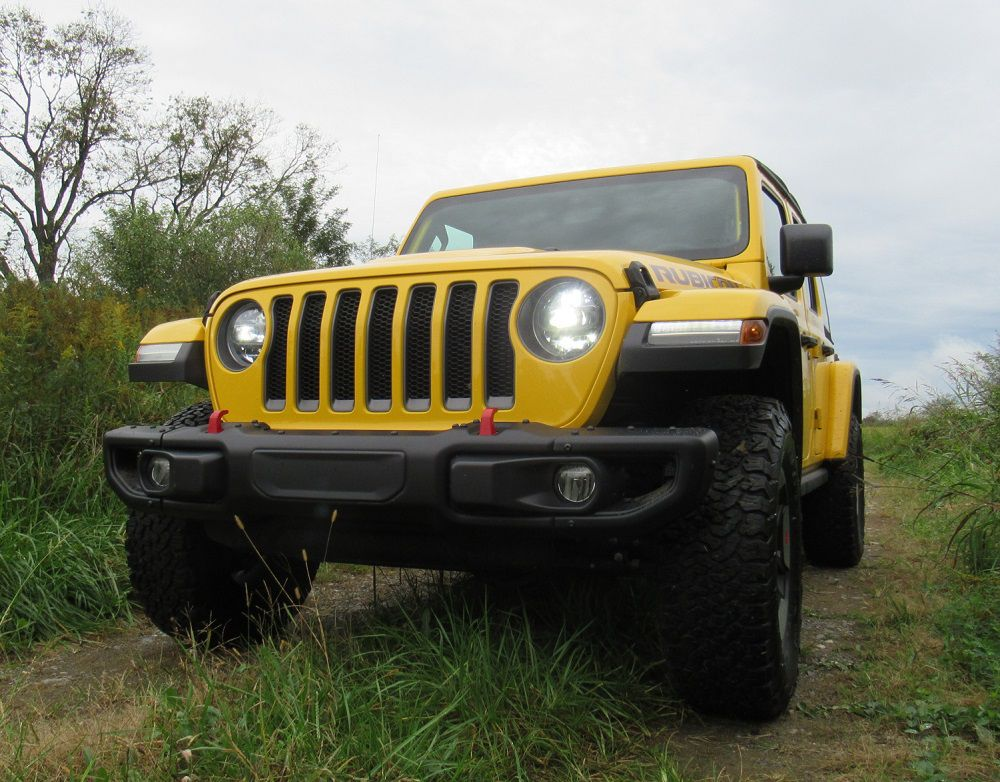 2018 Jeep Wrangler front – uncropped