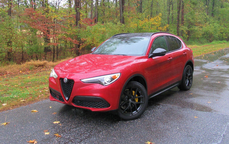 Alfa Romeo S Delightful Suv Auto Drive Thesentinel Com