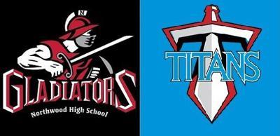 Northwood Gladiators vs. Einstein Titans