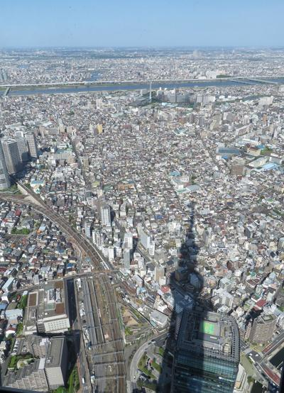 19. The density of Tokyo (1)
