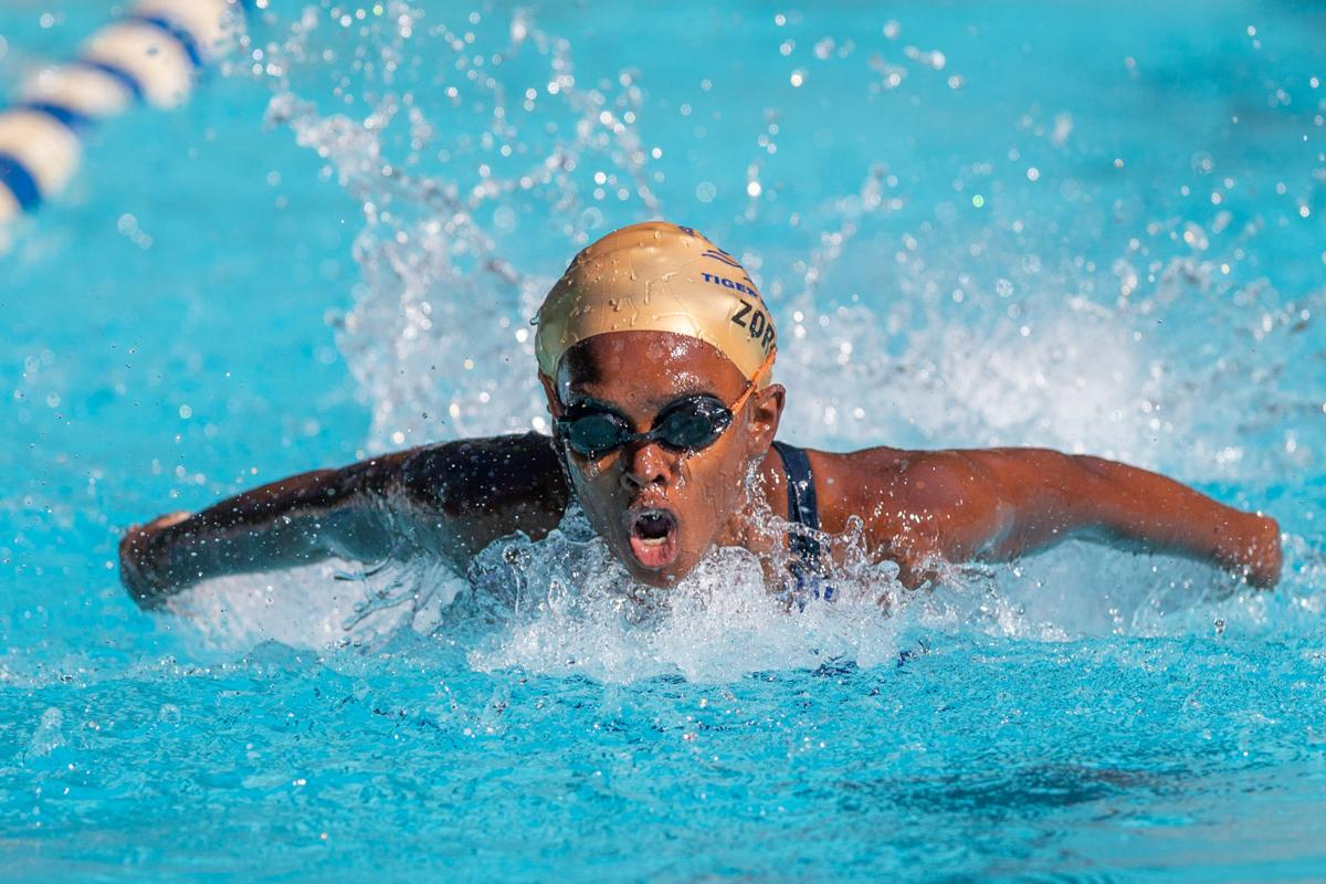 Prince-Mont Swim League: Theresa Banks vs White Pooln and Tennis