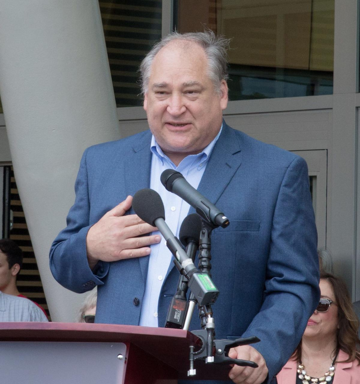 Marc Elrich – Wheaton Library