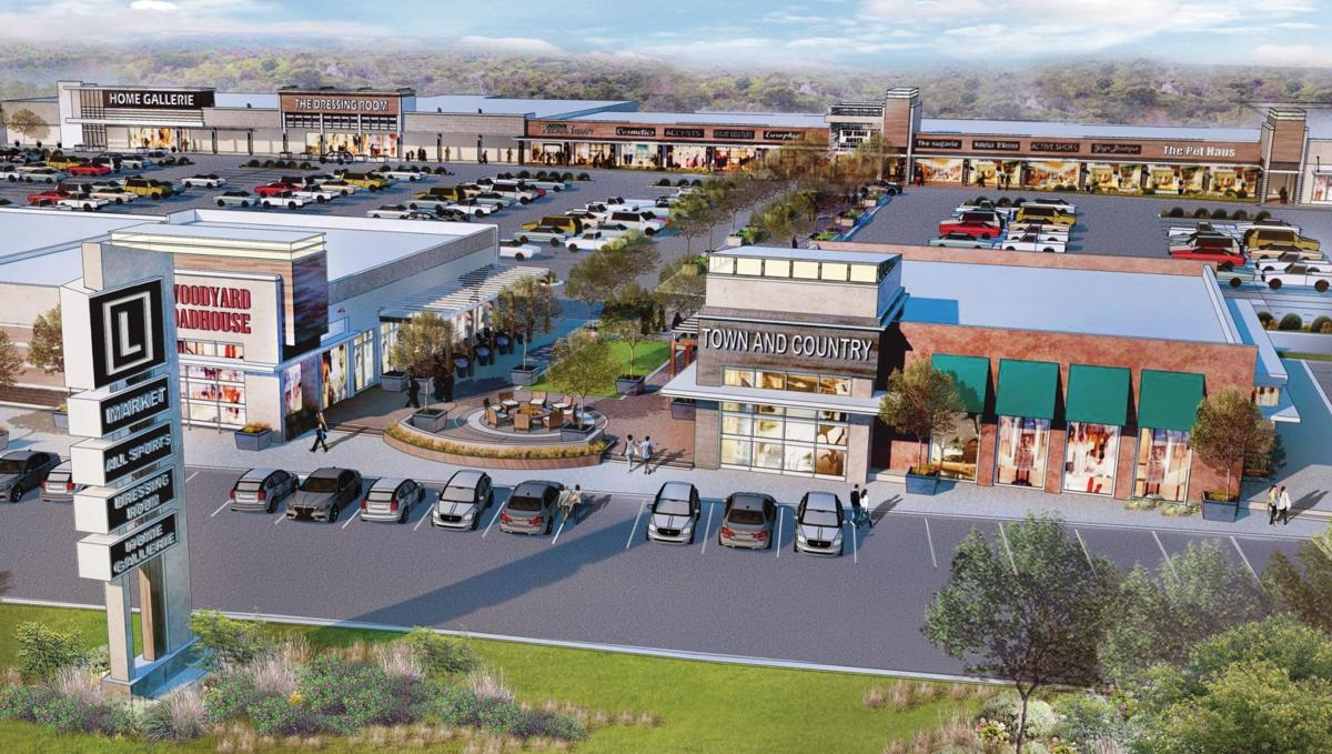 Grant helps to revitalize nine shopping centers throughout county