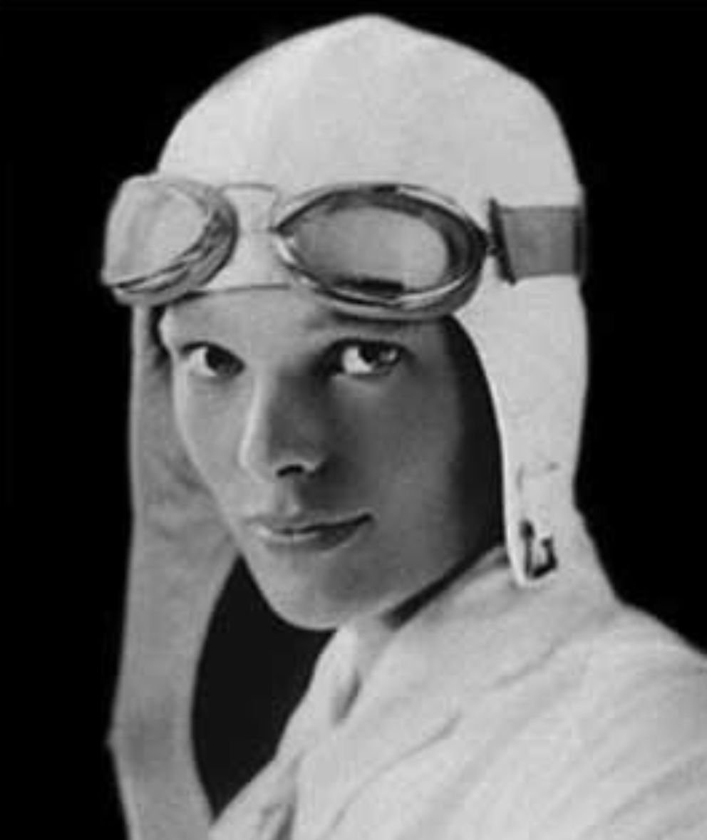 1. Amelia Earhart, the mystery continues
