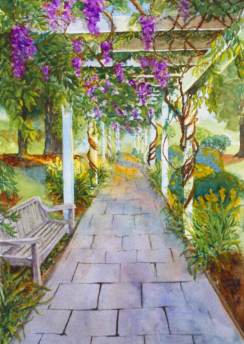 An Invitation Watercolor  by Sandy Yagel.jpg