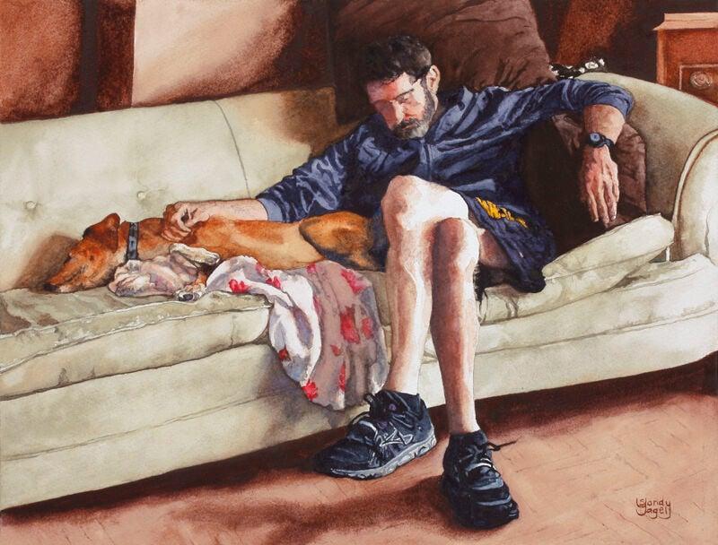 At Rest Watercolor Sandy Yagel.jpg