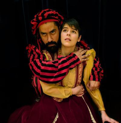 Rigoletto and Gilda, #1