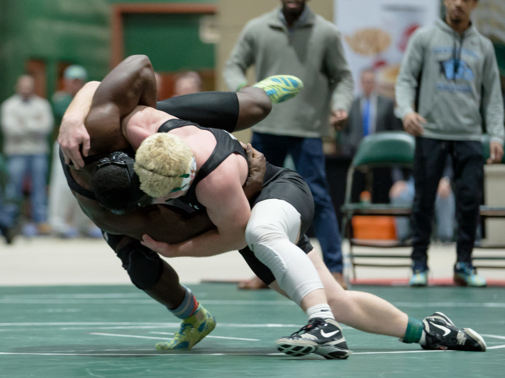 This Season's Top County Wrestling Performers