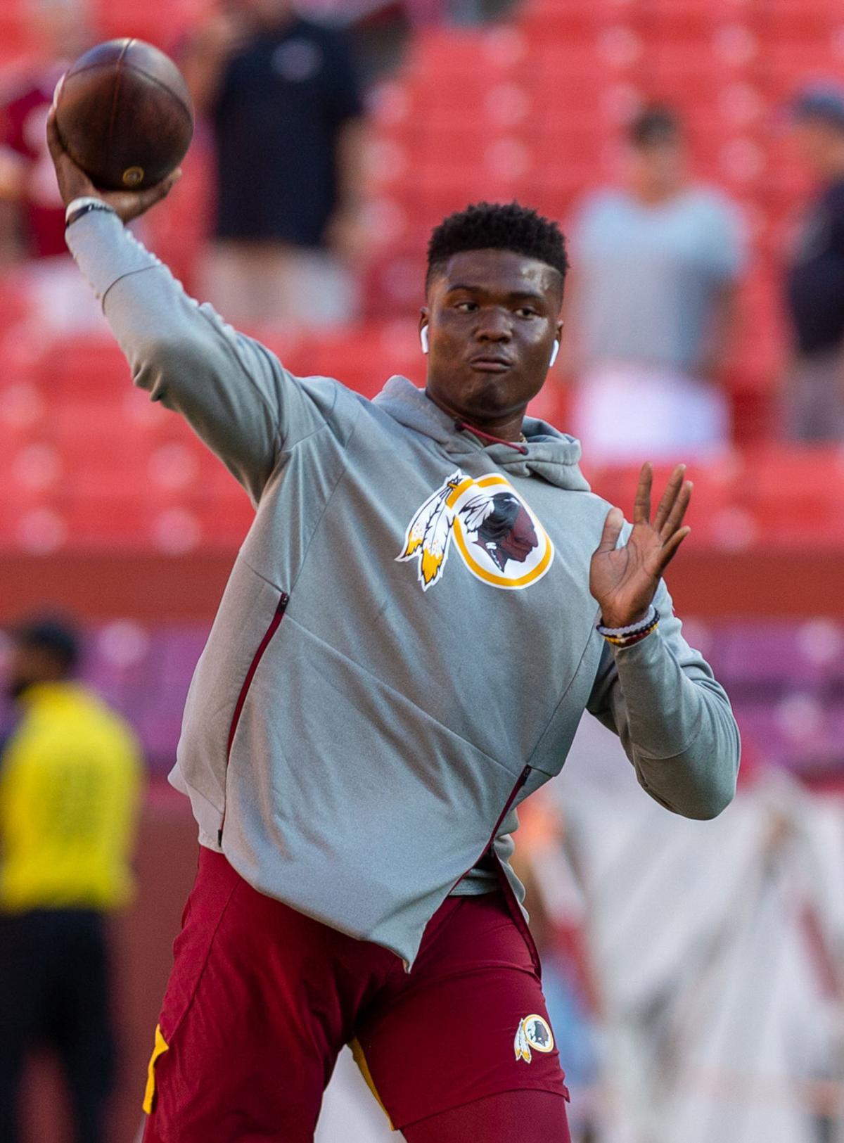 NFL: Preseason-Baltimore Ravens at Washington Redskins