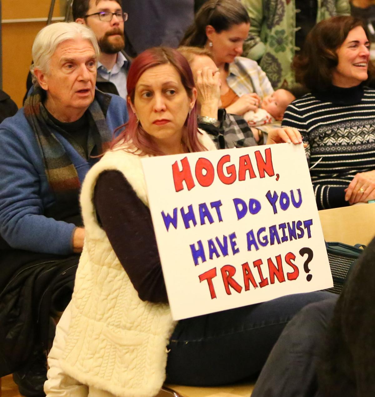 HOGAN vs TRAINS