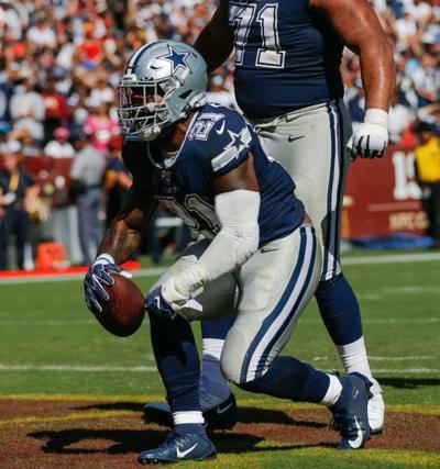 NFL Football: Washington Redskins vs Dallas Cowboys
