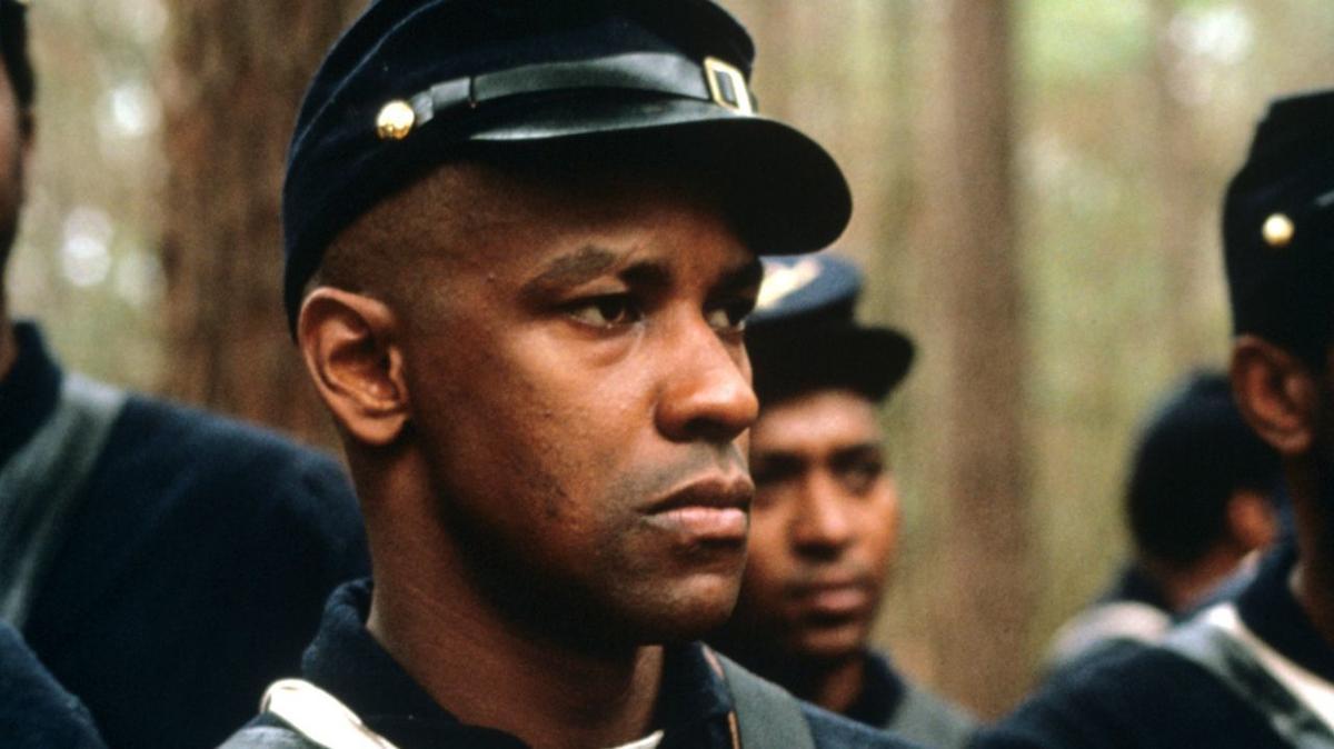 Denzel Washington, Glory