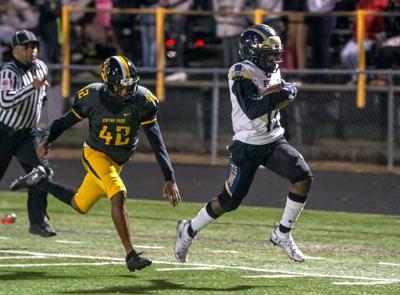 Princke George's County High School Football: Potomac vs Gwynn Par
