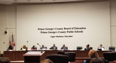 New Board of Education picture