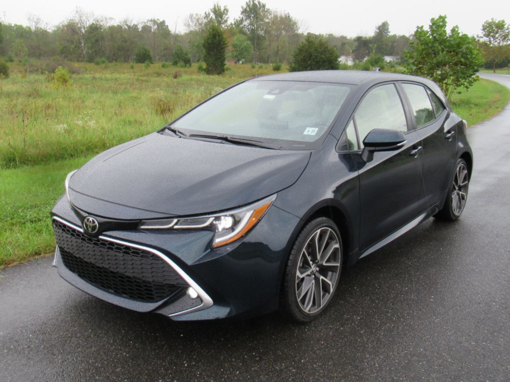 2019 Toyota Corolla hatch – cropped for web