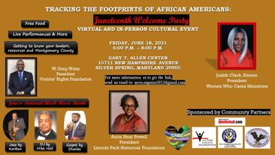 Juneteenth Welcome Party