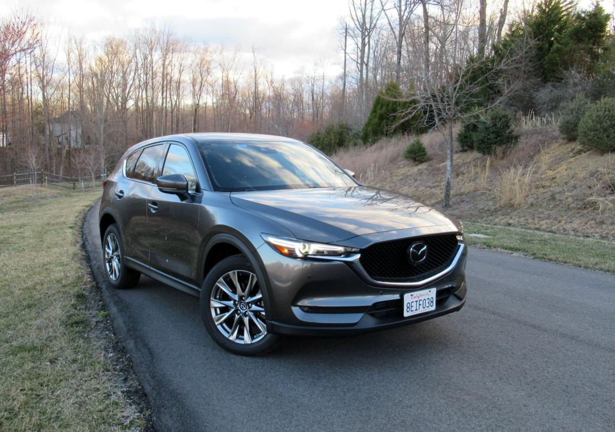 2019 Mazda CX-5 front – uncropped