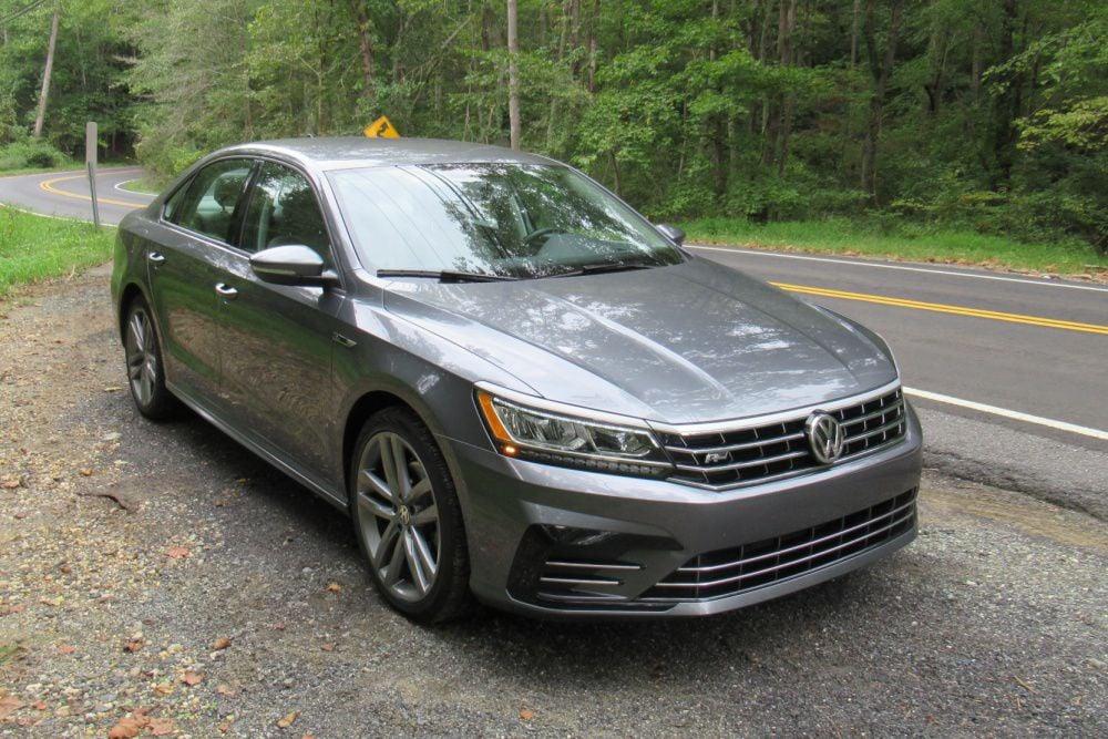 2018 Volkswagen Passat – cropped for web