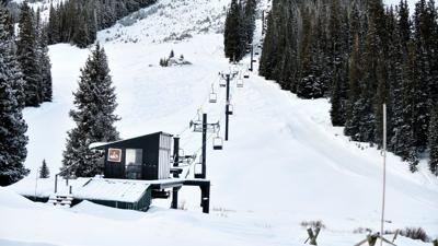 antelope butte chairlift