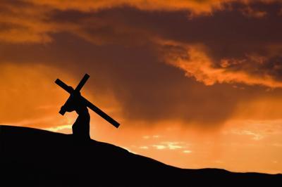 faith jesus cross calvary resurrection