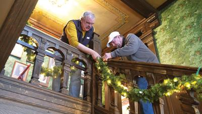 Kendrick Mansion Christmas 2020 Local briefs | Local News | thesheridanpress.com