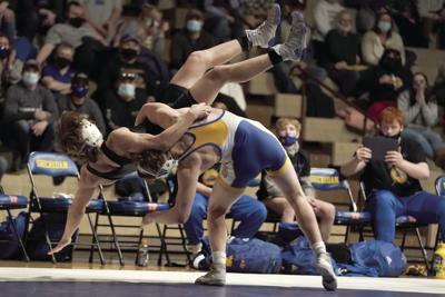 SHS wrestling