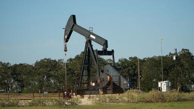 Oil pump jack stock
