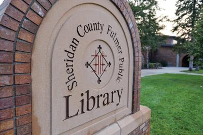 Sheridan County Library stock
