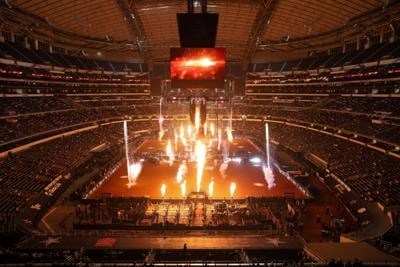 $1M, a belt buckle and a whole lotta bull: Professional Bull Riders World Finals comes to Arlington