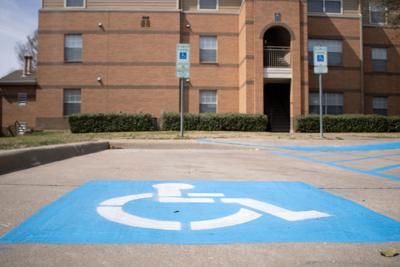 New parking enforcement campaign looks to reduce abuse of handicap spots on campus