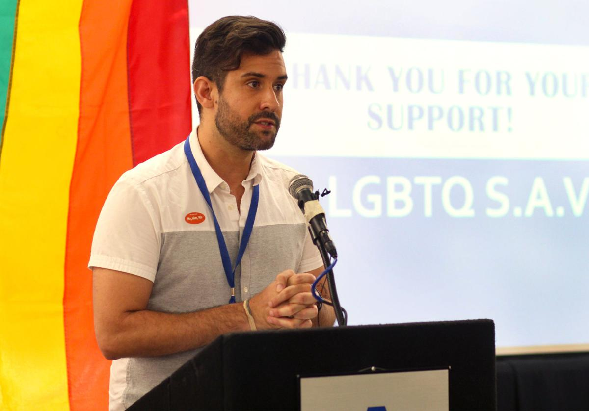 Rainbow Reception celebrates diversity