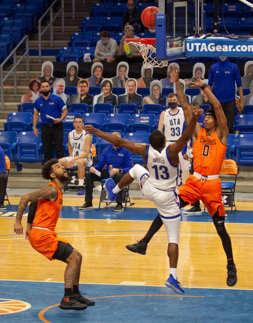 Photos: UTA men's, women's basketball teams tip off their seasons at College Park Center