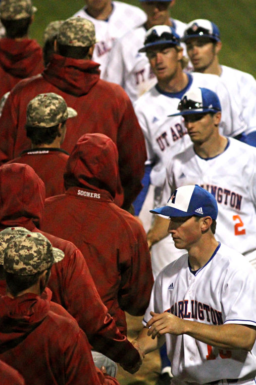 UTA sends Sooners packing with 6-1 win