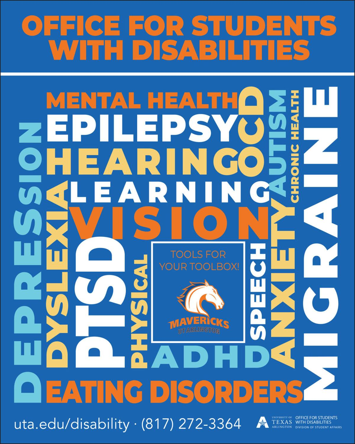 UTA Office for Students with Disabilities