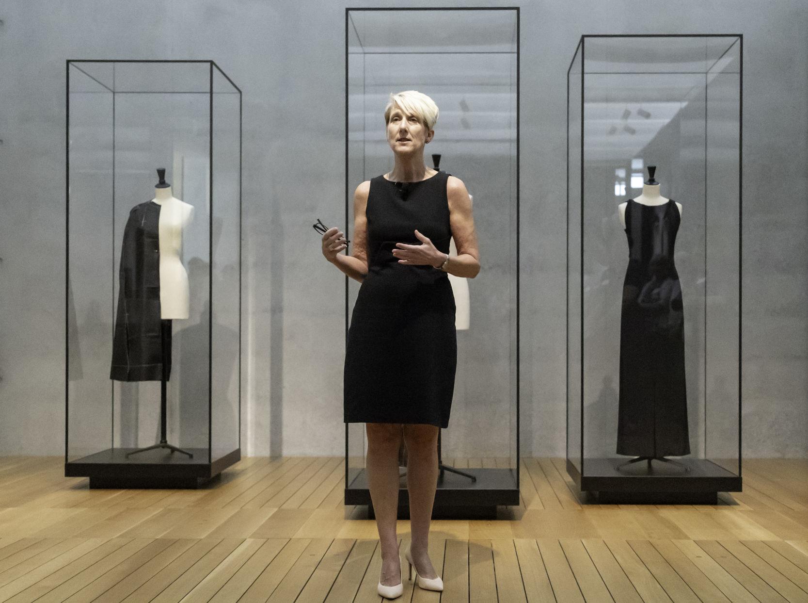 Fashion meets history with Balenciaga